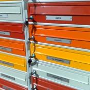 Poštové schránky - 01