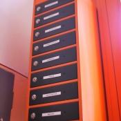 Poštové schránky - obojstranné 06