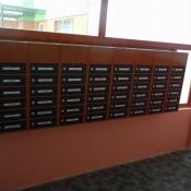 Poštové schránky - obojstranné 14