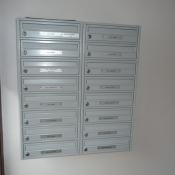 Poštové schránky - 10