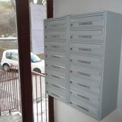 Poštové schránky - 11